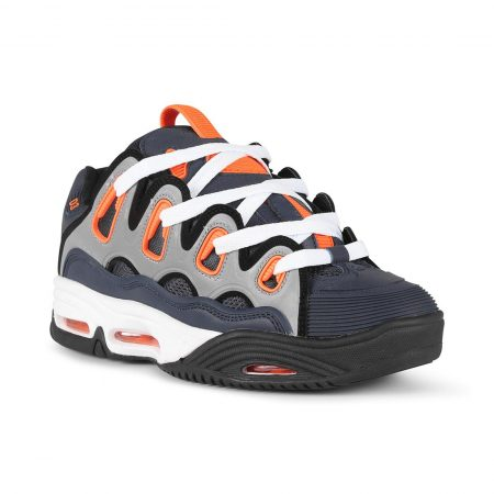 Osiris D3 2001 Shoes – Navy / Black / Orange