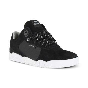 Supra Ellington Shoes - Black / Lt Grey / White