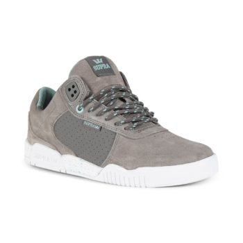 Supra Ellington Shoes - Grey / White