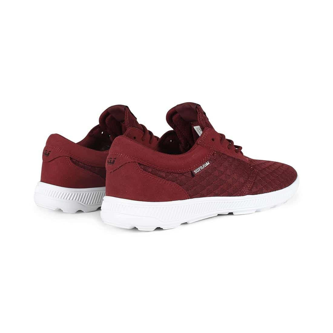 7e76ea54cde Supra Hammer Run Shoes – Andorra / White