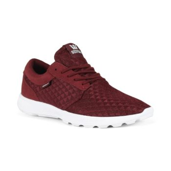 Supra Hammer Run Shoes - Andorra / White