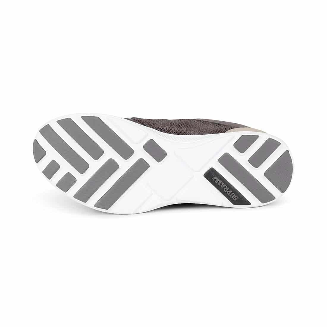 Supra Hammer Run Shoes - Charcoal / White