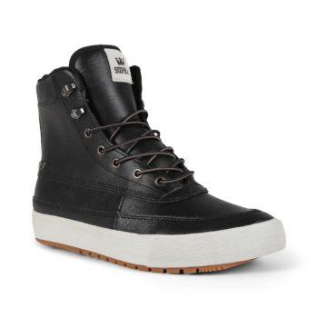 Supra Oakwood Boots - Black / Grey / Violet