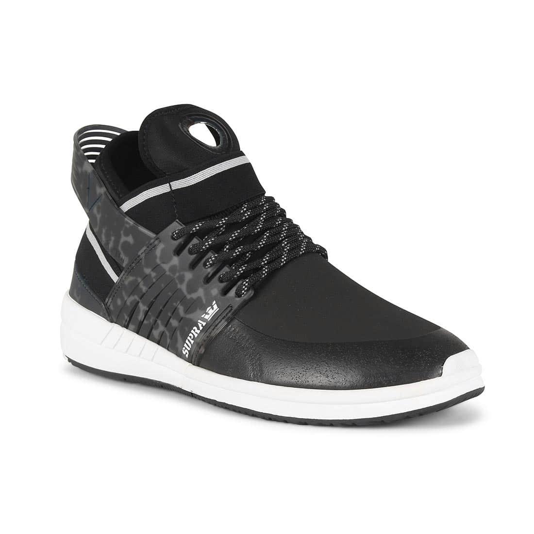 Supra Skytop V Shoes - Black / White