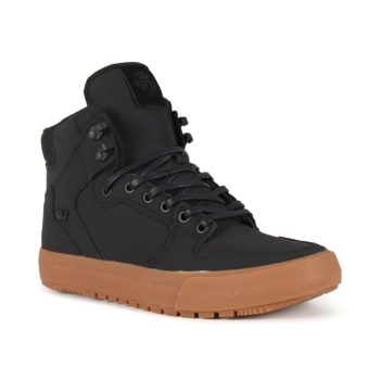 Supra Vaider CW Shoes - Black / Black / Gum