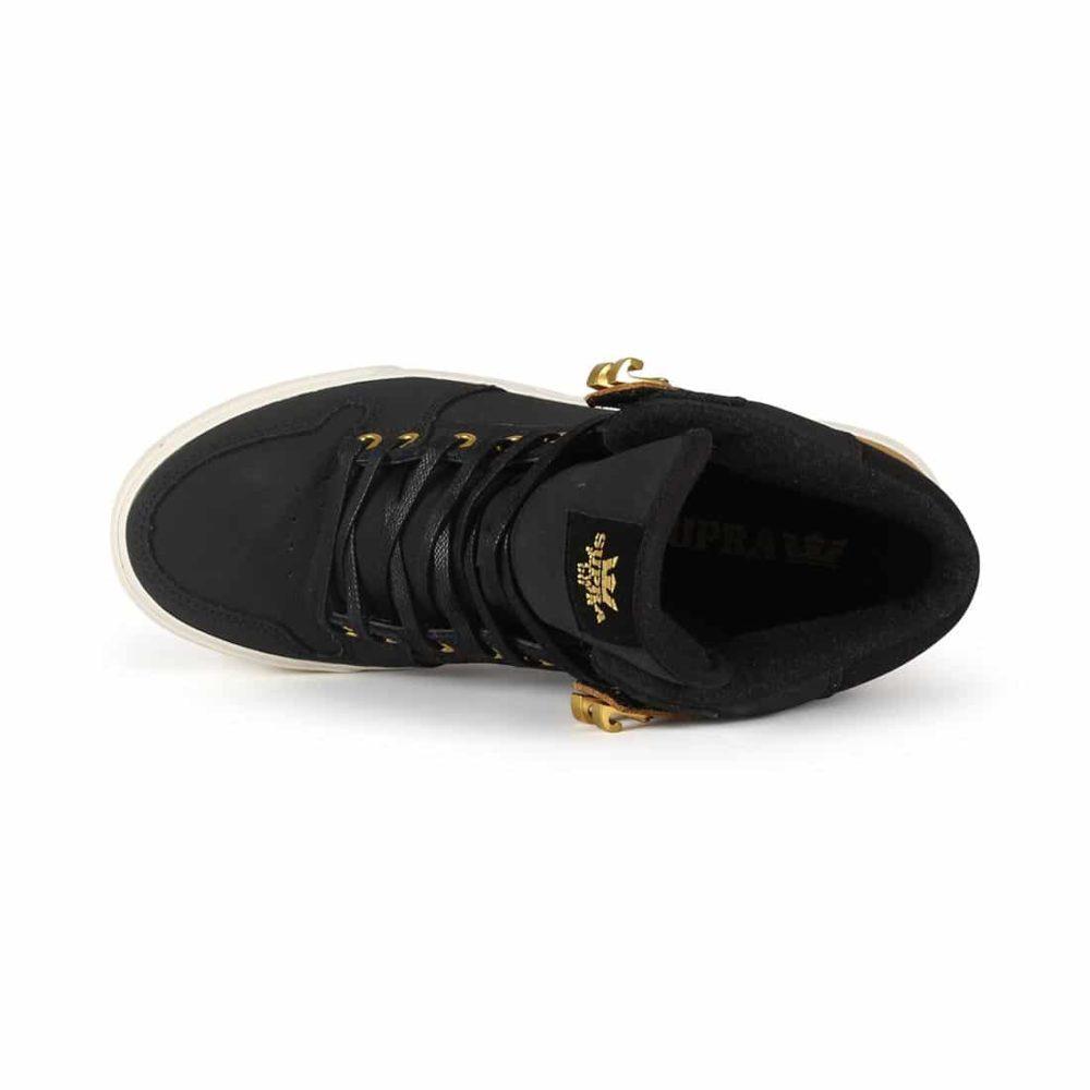 Supra Vaider CW Shoes - Black / Tan / Bone
