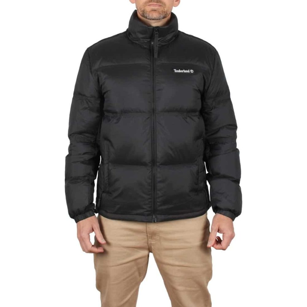 4166617f3d2d Timberland SLS Down Puffer Jacket - Black