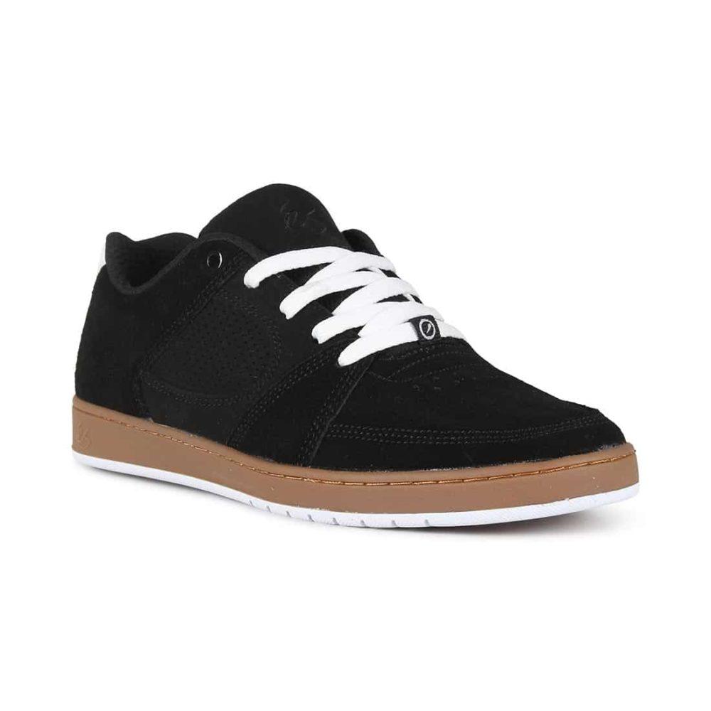 c5afe36413 eS Accel Slim Shoes - Black   Gum   White