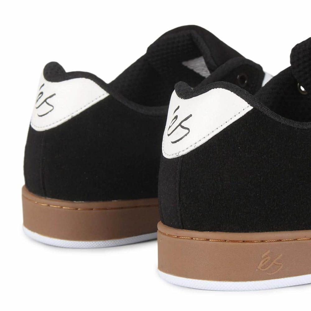 eS Accel Slim Shoes - Black / Gum / White