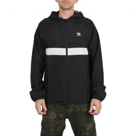 Adidas BB Wind Jacket - Black / White