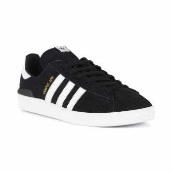 Adidas Campus ADV Shoes - Burgundy / White / White