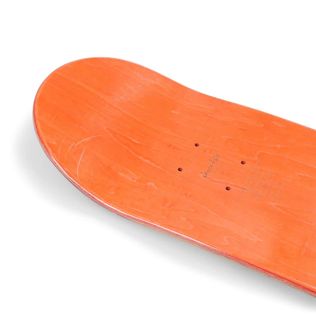 "Chocolate Skateboards Original Chunk W36 Vincent Alvarez 8"" Deck"