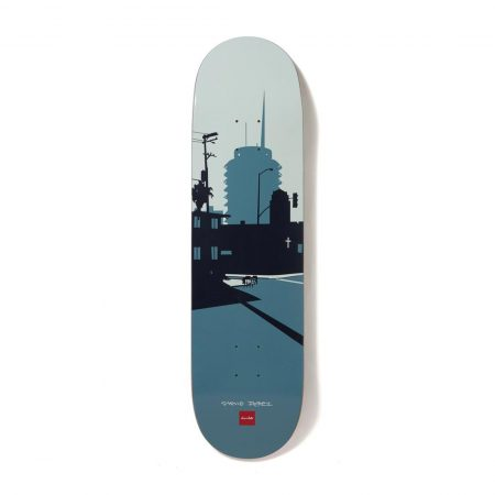"Chocolate Skateboards The City Series Stevie Perez 8.375"" Deck"