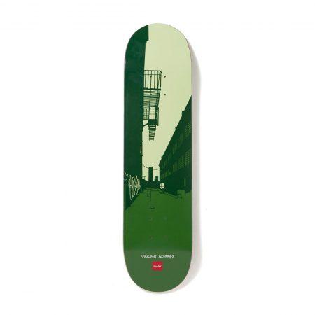 "Chocolate Skateboards The City Series Vincent Alvarez 8"" Deck"