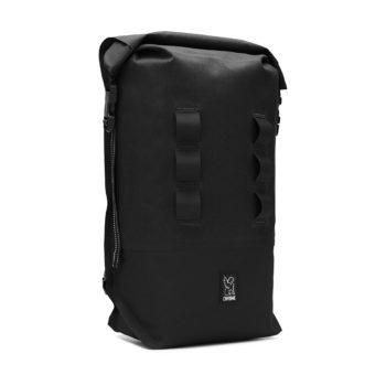 Chrome Urban Ex 18 Rolltop V2 18L Backpack - Black / Black