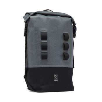 Chrome Urban Ex 18 Rolltop V2 18L Backpack - Grey / Black