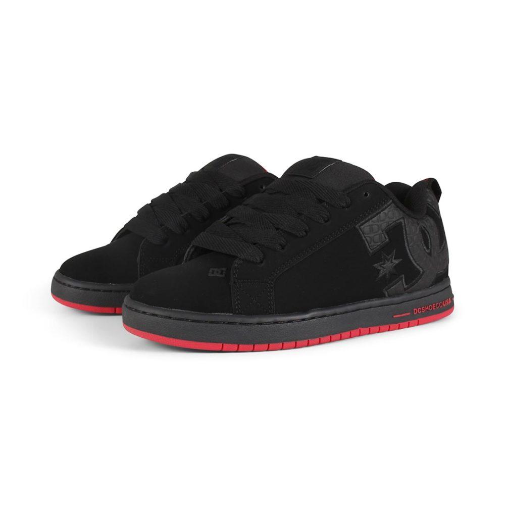 DC-Shoes-Court-Graffik-SE-Black-Red-Black-02