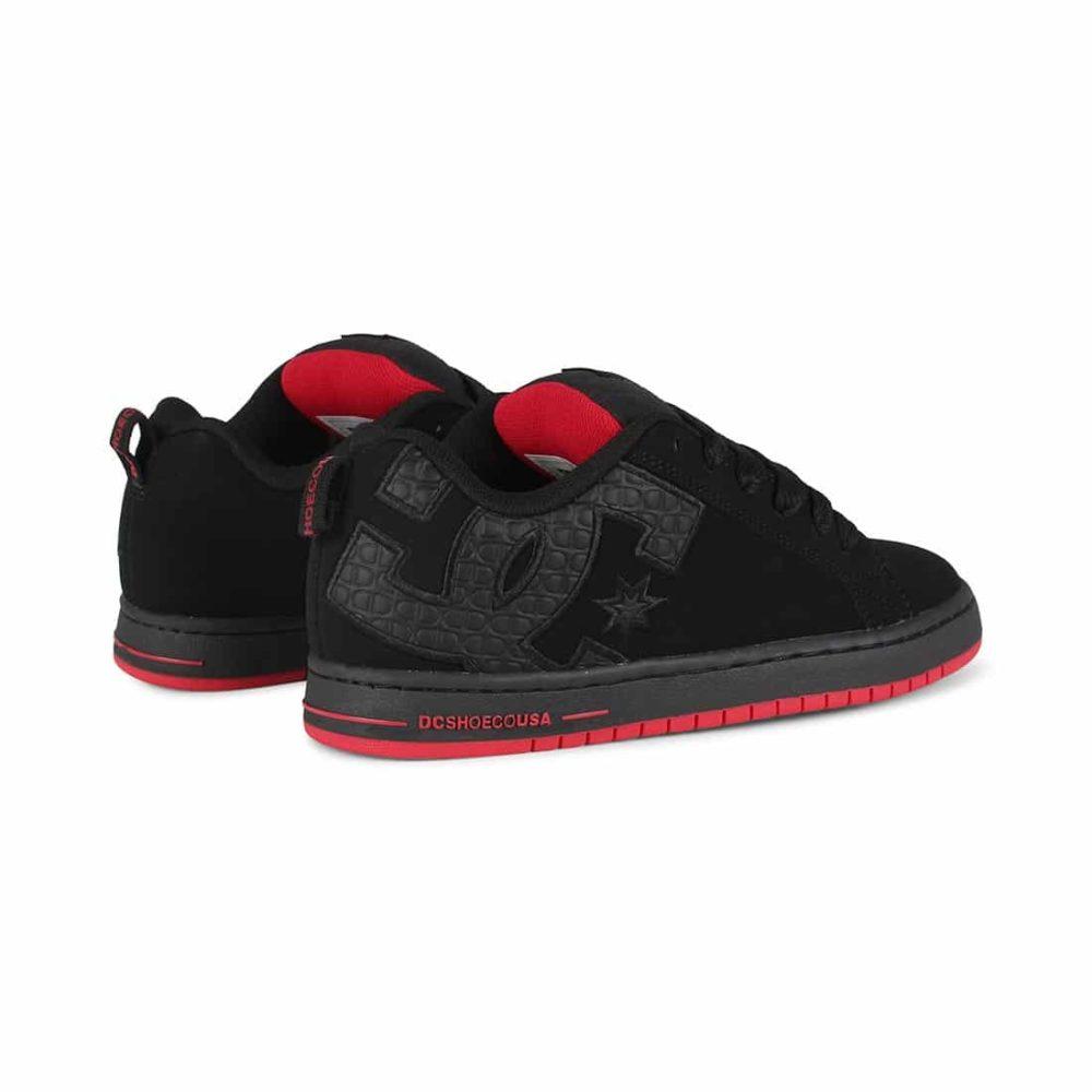 DC-Shoes-Court-Graffik-SE-Black-Red-Black-04