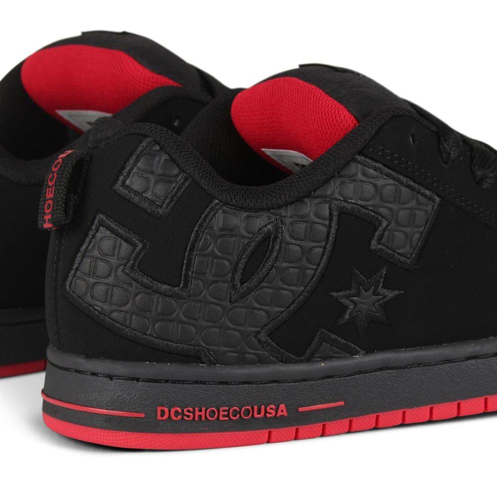 DC-Shoes-Court-Graffik-SE-Black-Red-Black-05