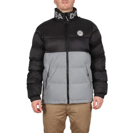 DC Shoes Gosforth Puffer Jacket - Black