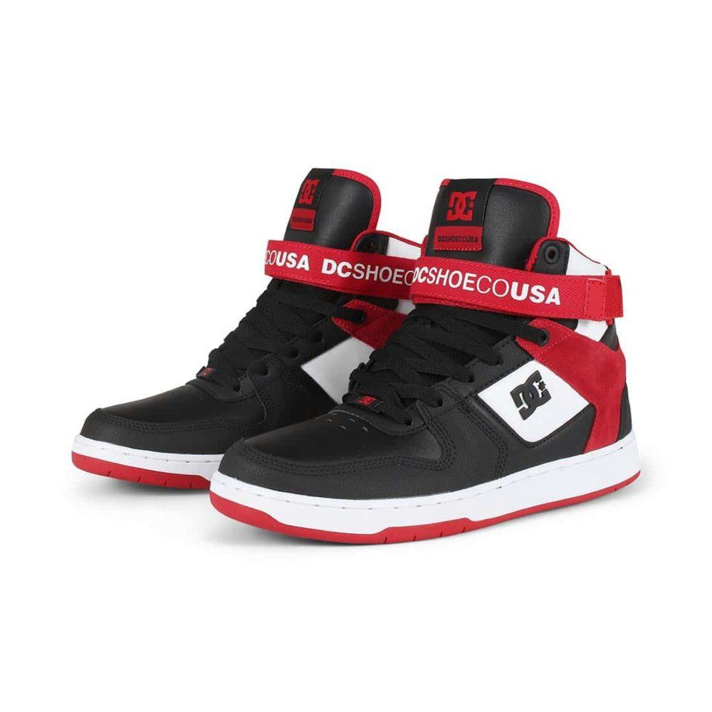 DC-Shoes-Pensford-Black-White-Red-2