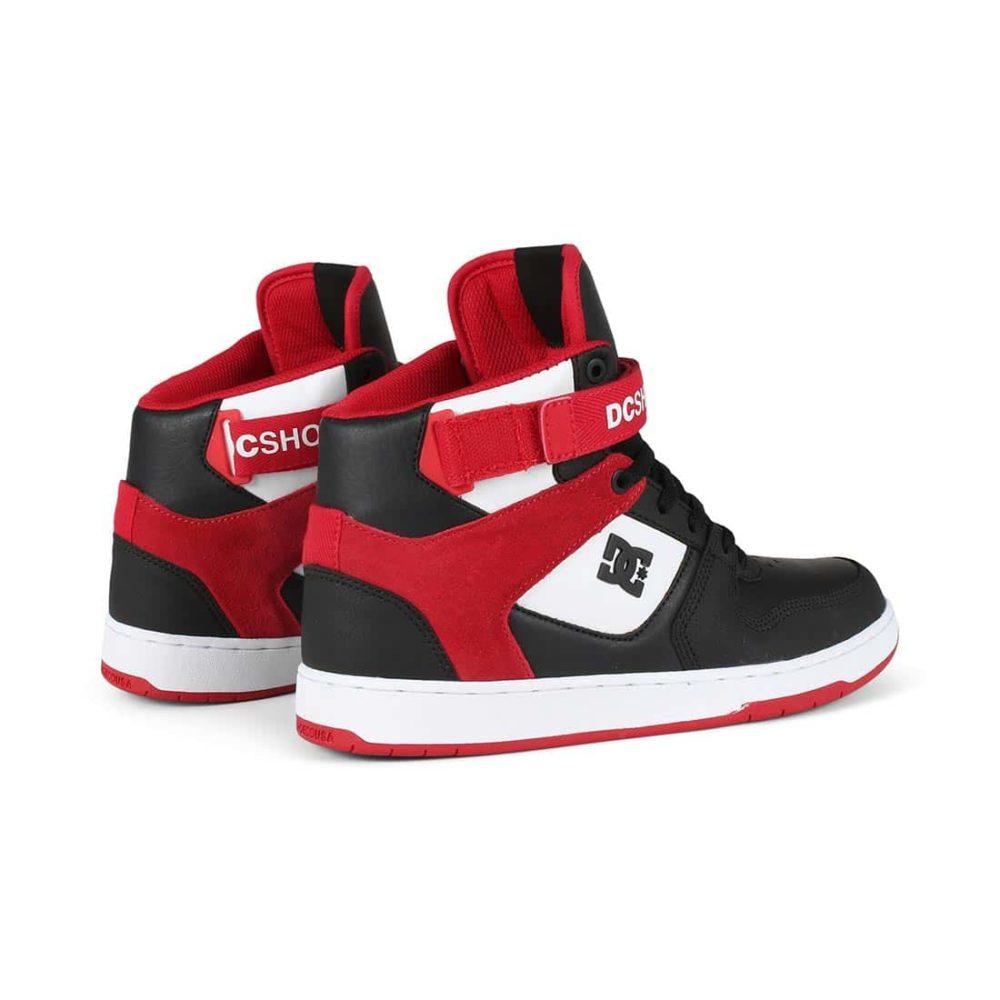 DC-Shoes-Pensford-Black-White-Red-4
