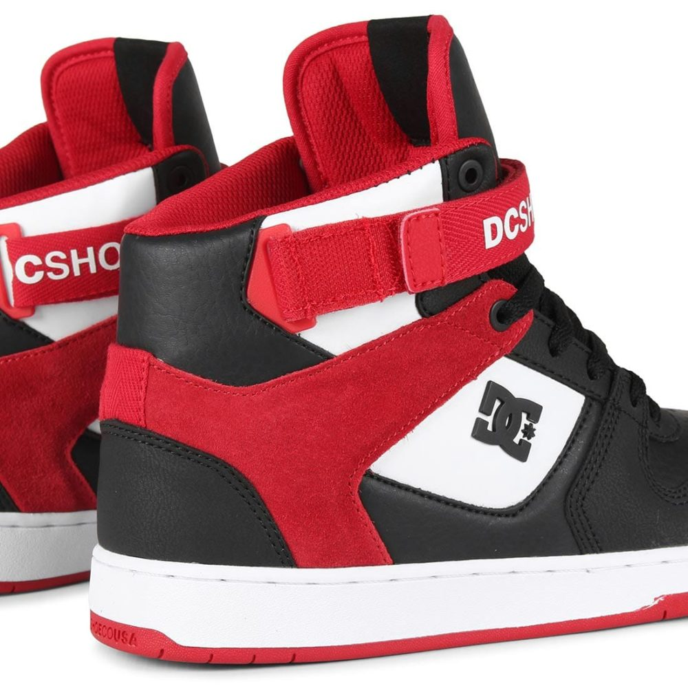 DC-Shoes-Pensford-Black-White-Red-5
