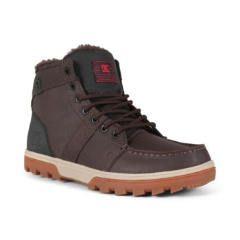 DC Shoes Woodland Boot - Brown / Green / Black