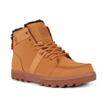 DC Shoes Woodland Boot - Wheat / Black