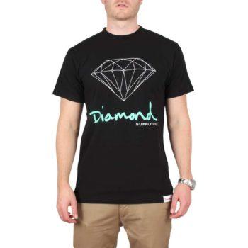 Diamond Supply Co OG Sign S/S T-Shirt - Black