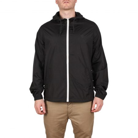 Element Alder Travel Well Jacket - Flint Black