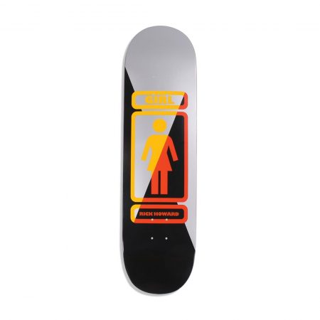 "Girl Skateboards 93 Til W36 Rick Howard 8.5"" Deck"
