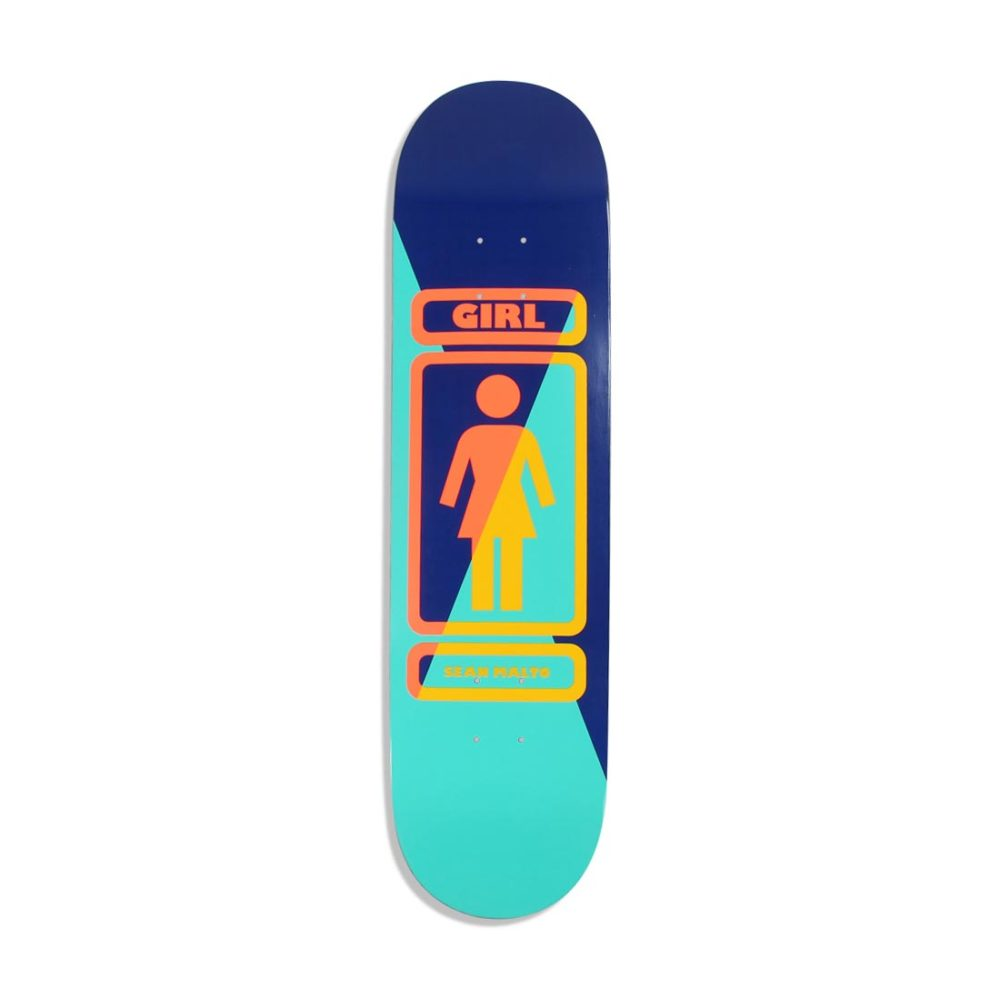 "Girl Skateboards 93 Til W36 Sean Malto 8.25"" Deck"