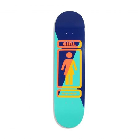 "Girl Skateboards 93 Til W36 Sean Malto 8.25"" Deck"