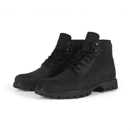 CAT Footwear Basis Boot - Black / Black
