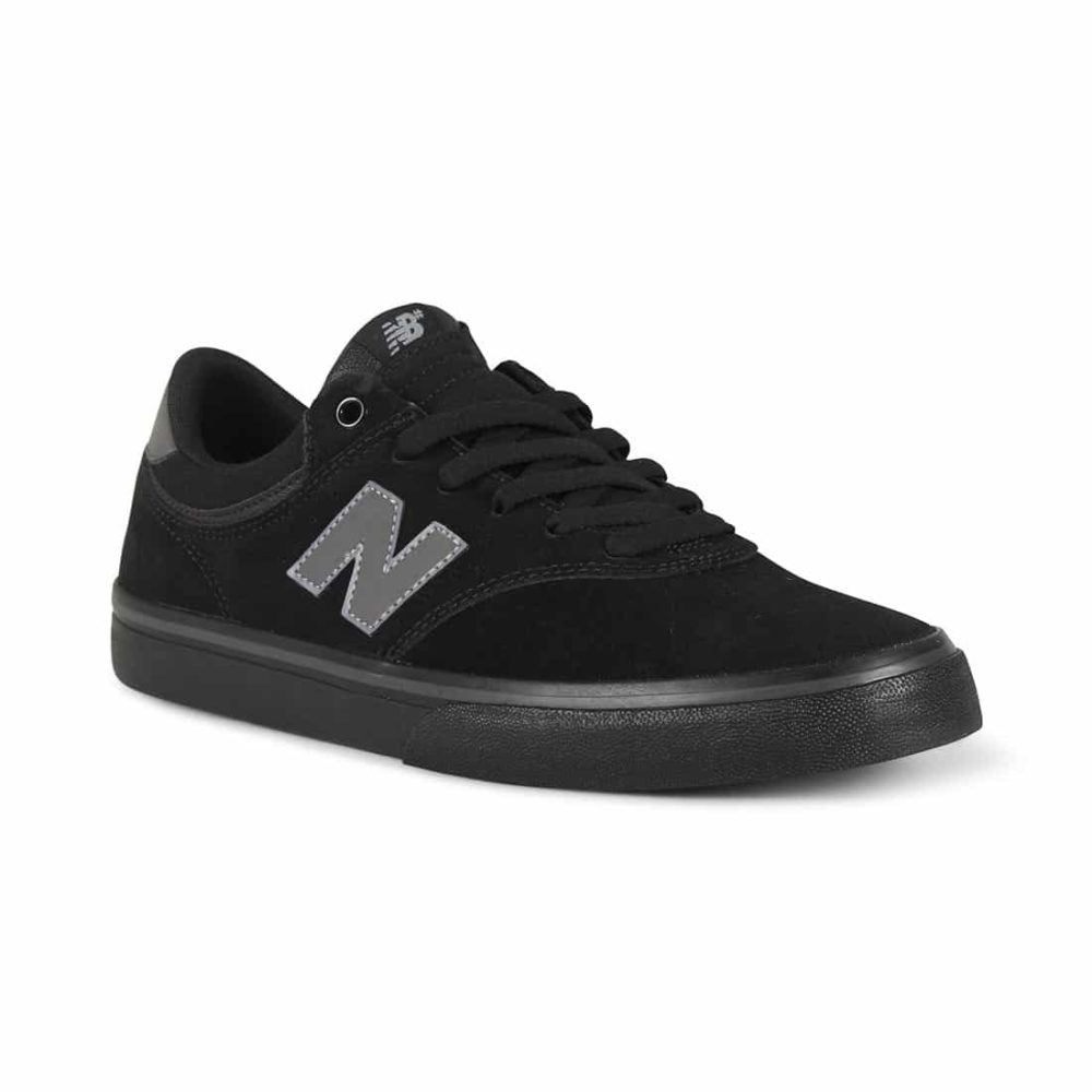 New-Balance-Numeric-255-Shoes-Black-Black-01