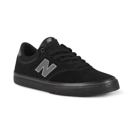 New Balance Numeric 255 Shoes - Black / Black