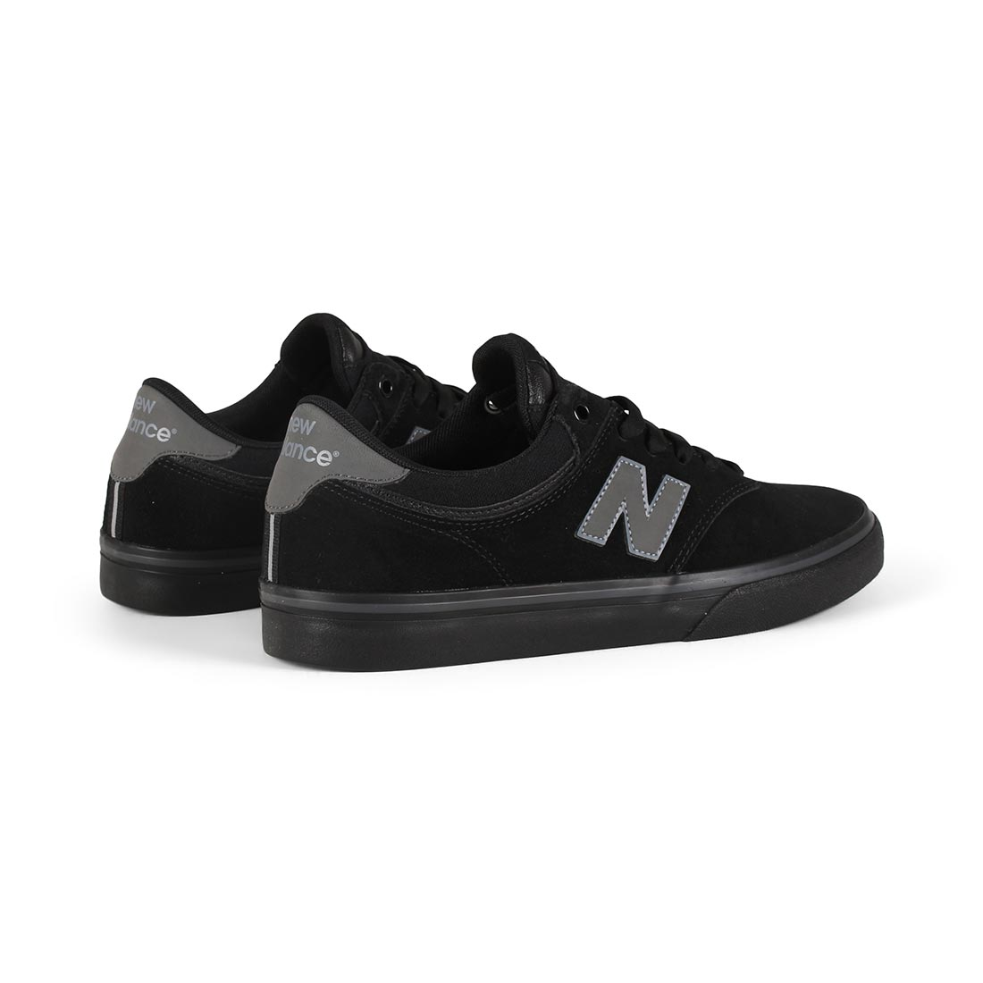 New Balance Numeric 255 Shoes - Black / Black