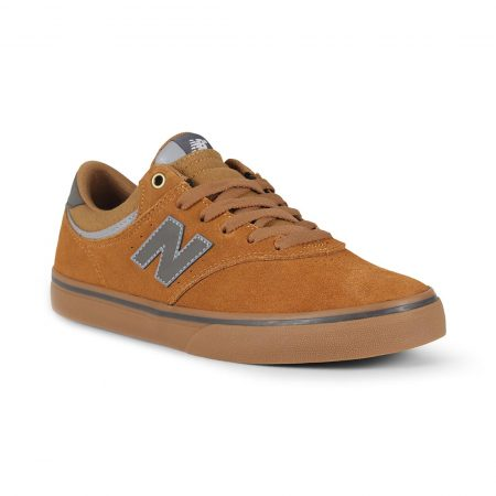 New Balance Numeric 255 Shoes - Tan / Gum