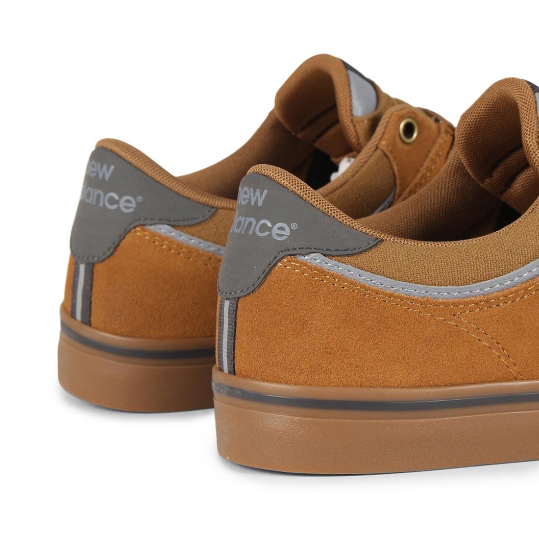 New Balance Numeric 255 Shoes - Tan / Gum
