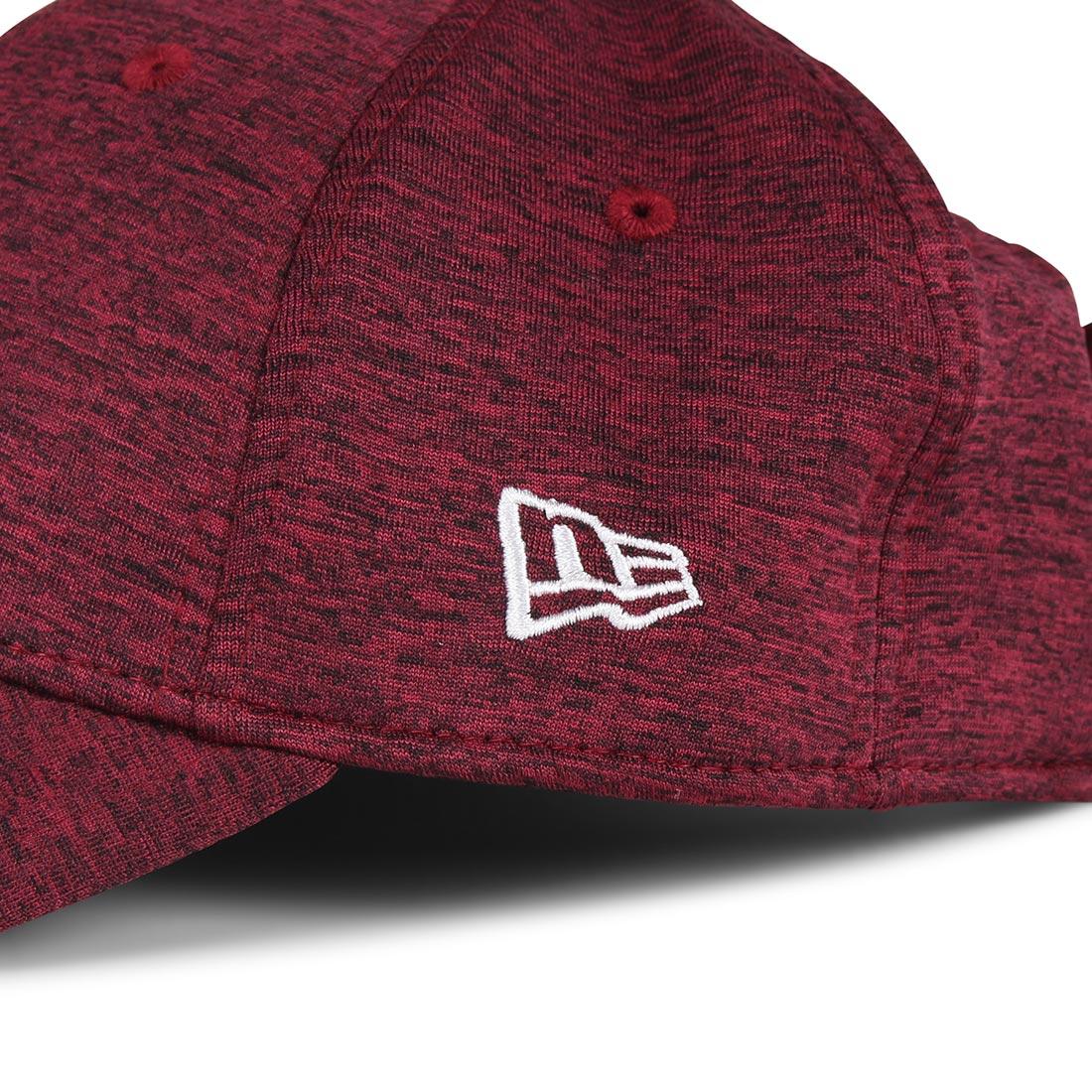 New Era LA Dodgers DrySwitch 9Forty Cap - Cardinal / Optic White