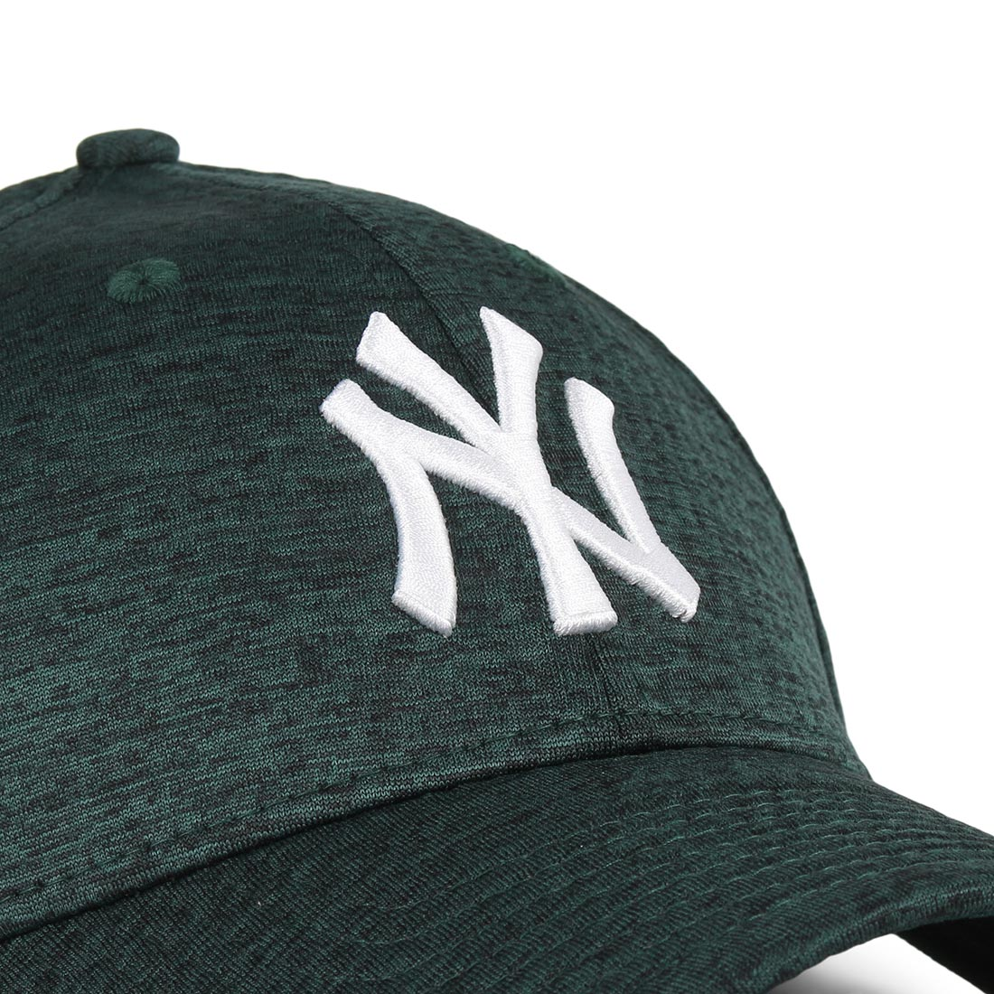 New Era NY Yankees DrySwitch 9Forty Cap - Dark Green / Optic White