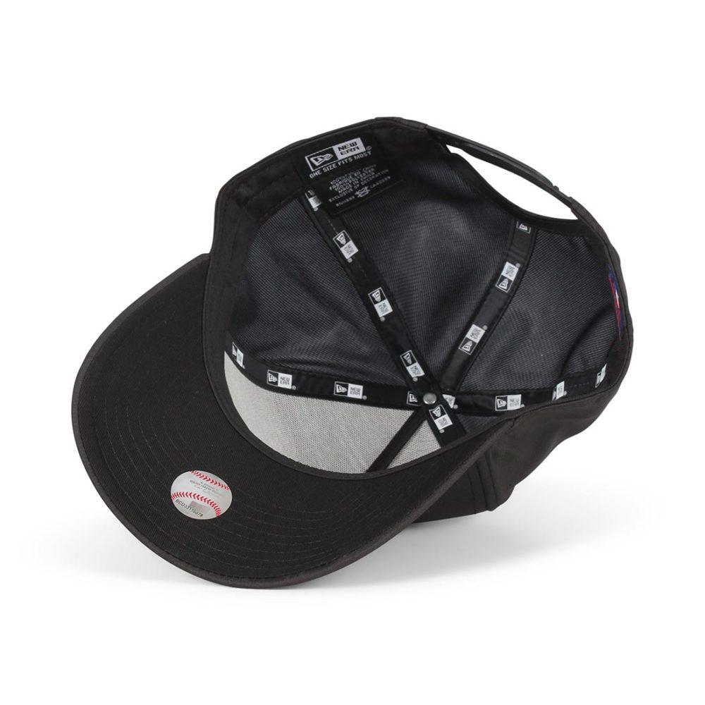 dde5f764823f New Era NY Yankees Ripstop AFrame 9Forty Cap - Black   Maroon