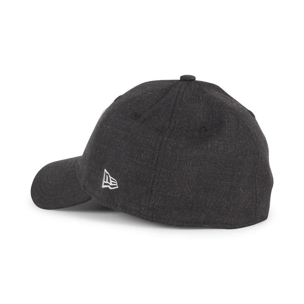 New-Era-Oakland-Raiders-Heather-Essential-39Thirty-Cap-Black-Black-03