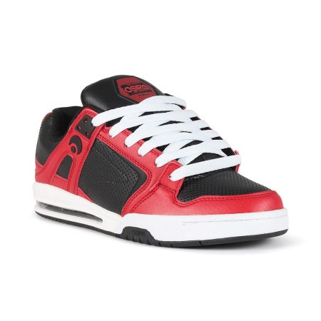 Osiris PXL Shoes - Red / Black / White
