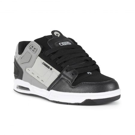 Osiris Peril Shoes - Grey / Charcoal