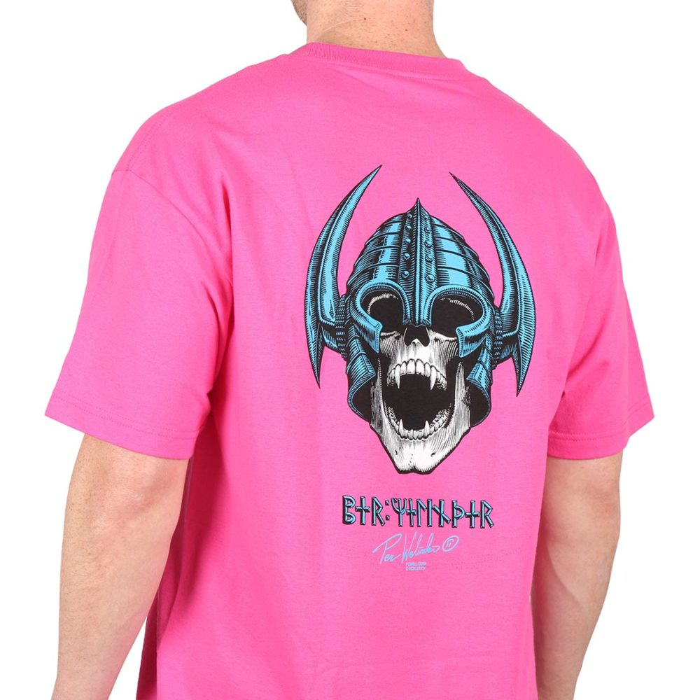 Powell-Peralta-Welinder-Nordic-Skull-SS-T-Shirt-Hot-Pink-04