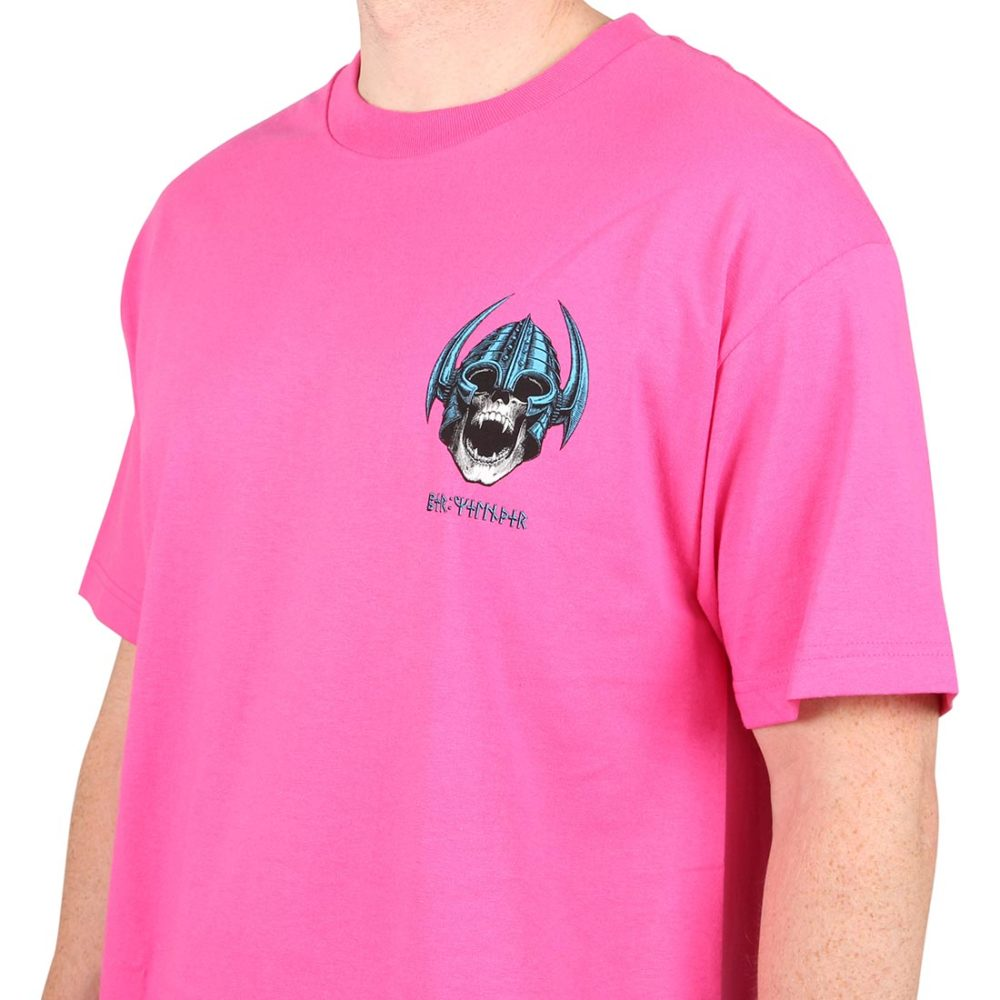 Powell-Peralta-Welinder-Nordic-Skull-SS-T-Shirt-Hot-Pink-05