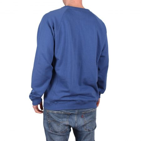 Santa Cruz Backhander Crew Sweater - Blue