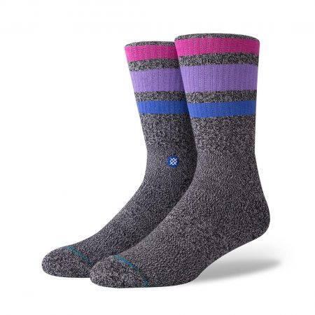 Stance Boyd 4 Socks - Heather Grey